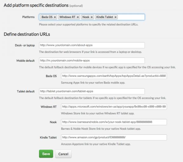 AppSplit now also support: Kindle, Nook, Windows RT & Bada
